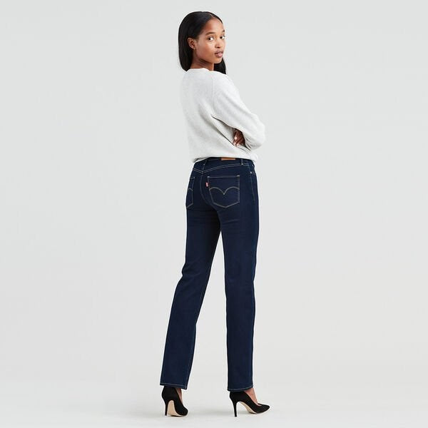 Levis 314 Shaping Straight Jeans