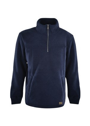 Thomas Cook Mens Pacific Bonded Fleece Jacket