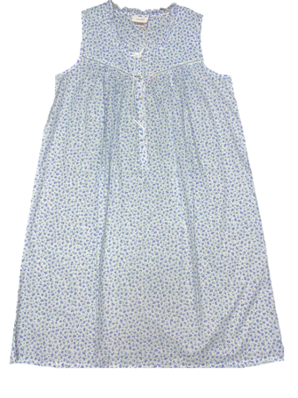 Schrank Matilda Sleeveless Cotton Woven Nightie