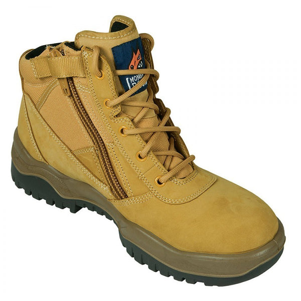 Mongrel 261050 Wheat ZipSider Boot