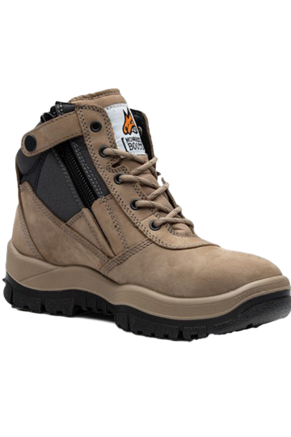 Mongrel 261060 Stone ZipSider Boot