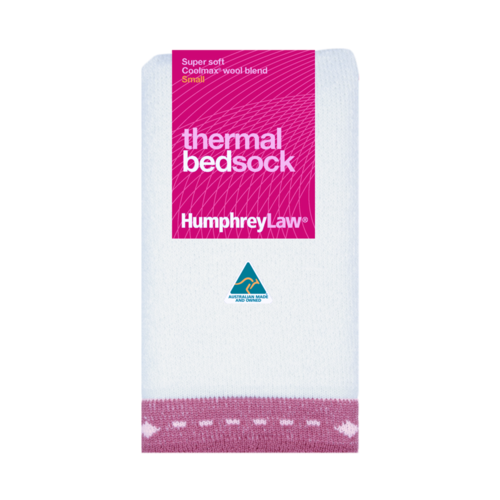 Ladies Humphrey Law Thermal Bed Sock