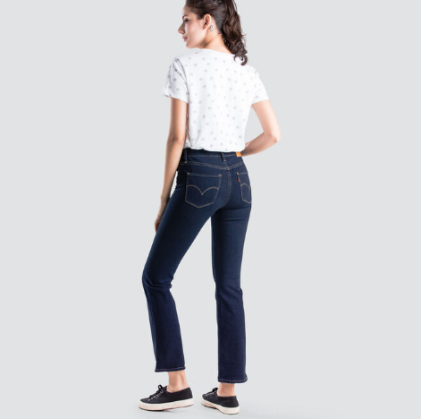 Levis 315 Shaping Boot Jeans