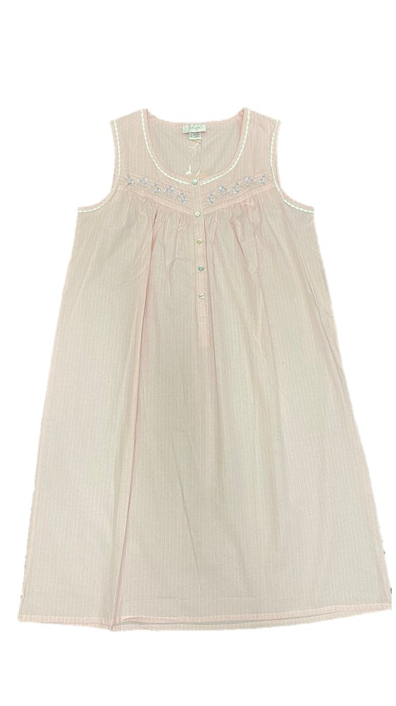 Schrank Penny Sleeveless Cotton Woven Nightie