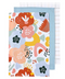 Ladelle Dwell Assorted 3 Pack Kitchen Towel