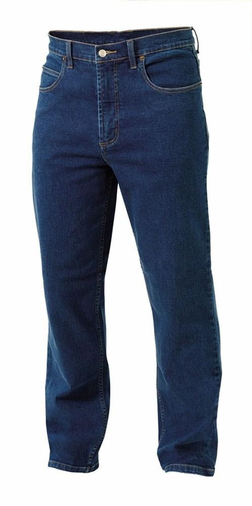 Stretch Denim Work Jean