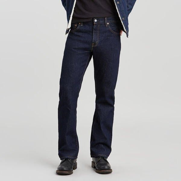 Levis 517 Tight Bootcut Jeans