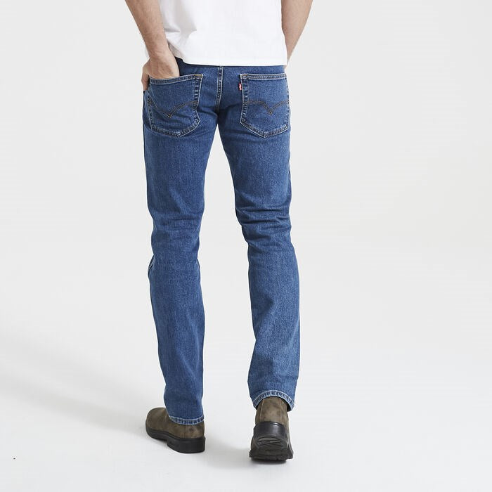 Levis 511 Slim Fit Workwear Jeans (Medium Stonewash)