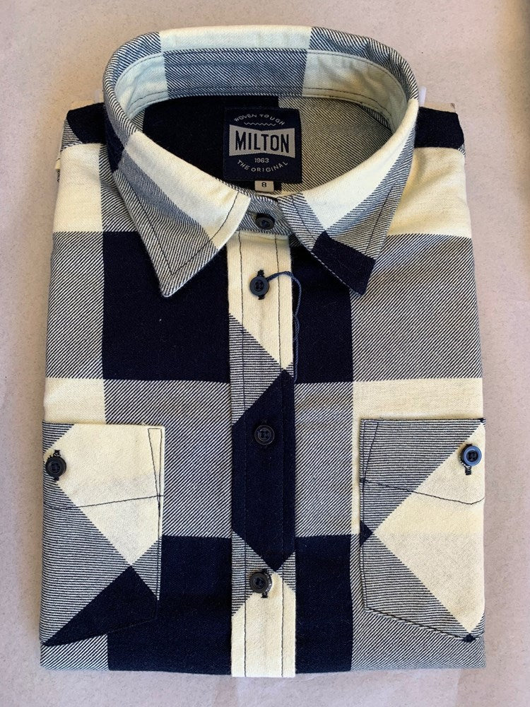 Milton Ladies Flannelette Shirts