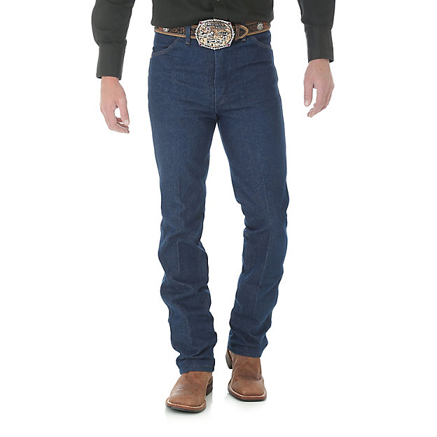 Mens Cowboy Cut Slim Fit Jean