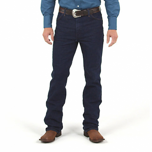 Wrangler Mens Cowboy Cut Stretch Regular Fit Jean