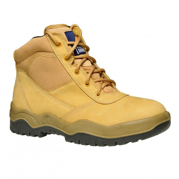 Mongrel 961050 Wheat ZipSider Boot