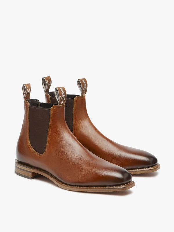 RM Williams Chinchilla Boot - Cognac