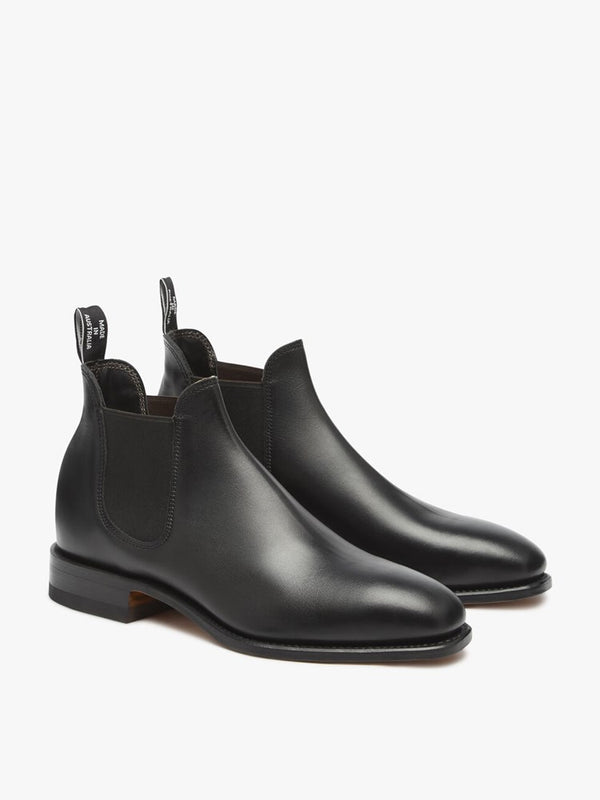 RM Williams Sydney Boot - Black