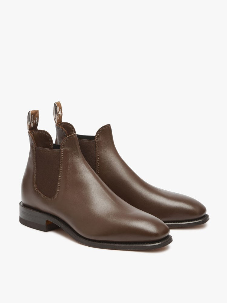 RM Williams Sydney Boot - Dark Tan