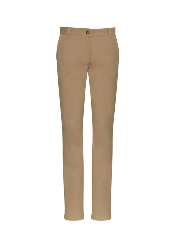 Biz Collection Womens Lawson Chino Pant