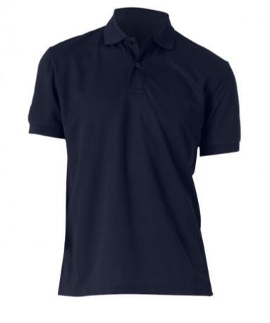 NNT Mens Classic Fit Short Sleeve Polo Shirt