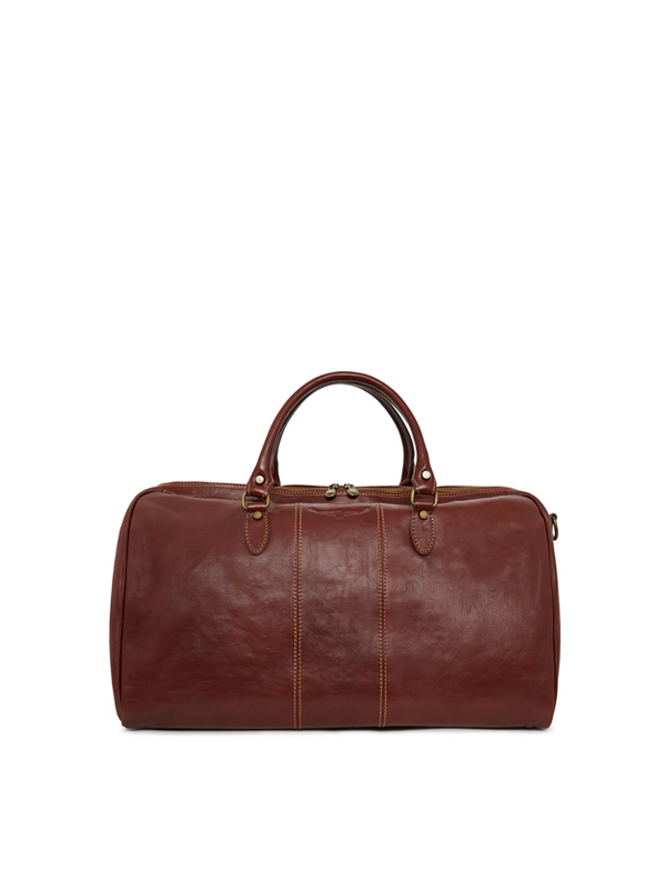 RM Williams Leather Duffle Bag