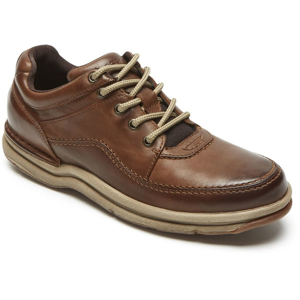 Rockport World Tour Mens Classic (Brown)
