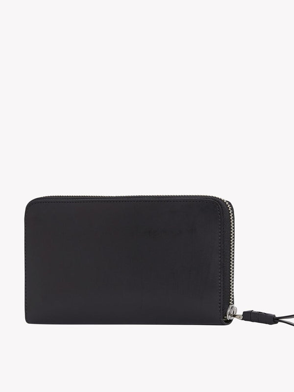 City Long Zip Wallet