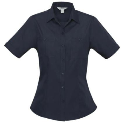 Biz Collection Womens Bondi Short Sleeve Shirt