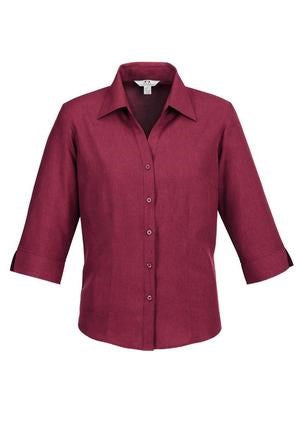 Biz Collection Womens Plain Oasis Shirt