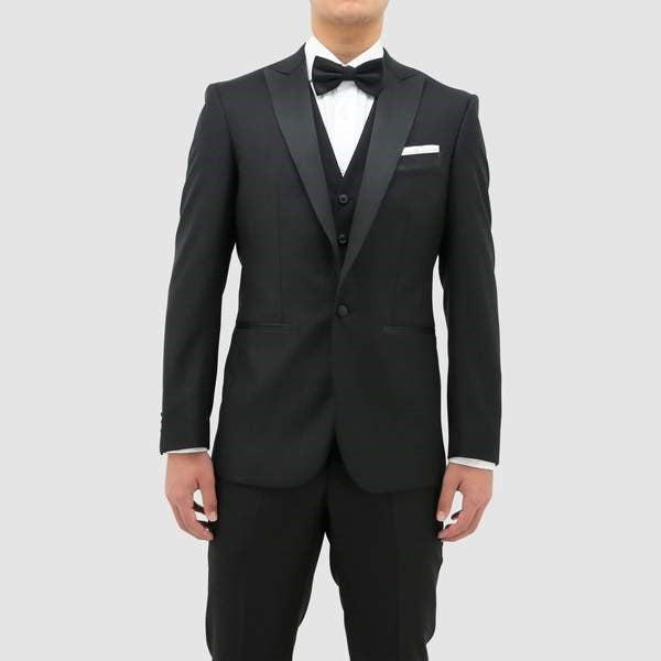 Daniel Hechter Jason Dinner Suit Trousers (Black)