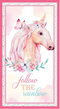 Devonstone Collection A Magical Time Unicorn Panel (DV3465)