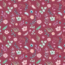 Devonstone Collection A Magical Time Flower Fabric (DV3469)