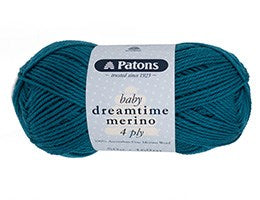 Patons Dreamtime Merino Wool 4 ply Yarn