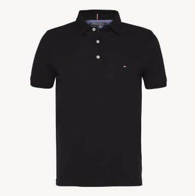 Tommy Hilfiger Mens Regular Polo