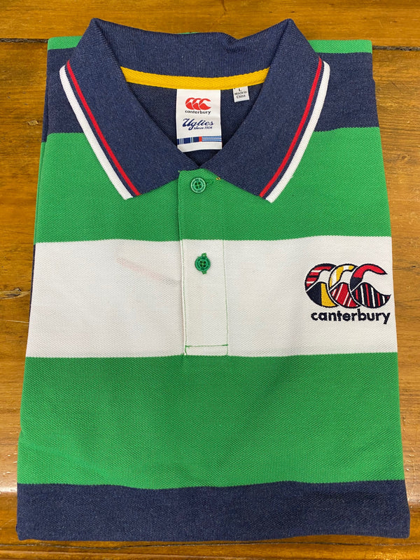 Canterbury Mens Uglies Stripe Polo