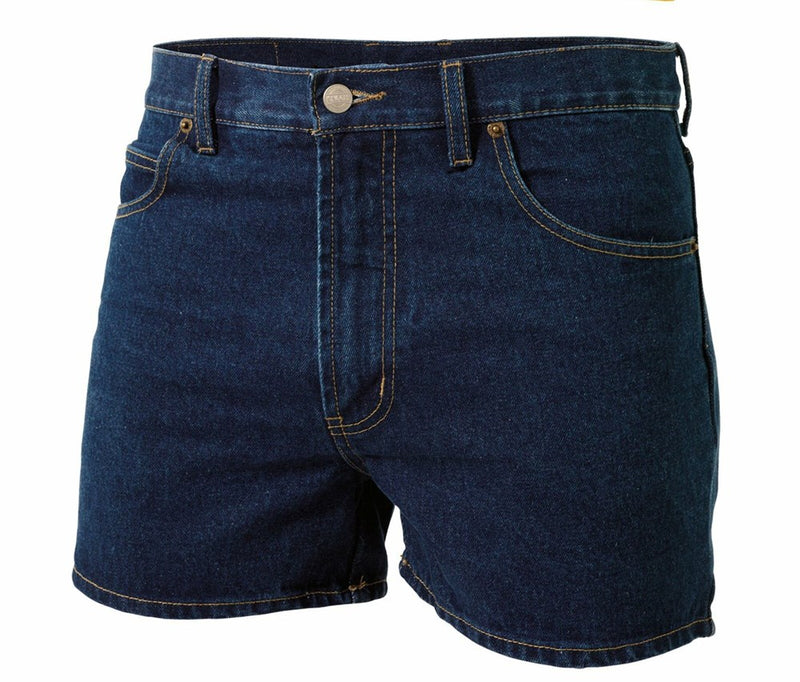 Stretch Denim Work Short