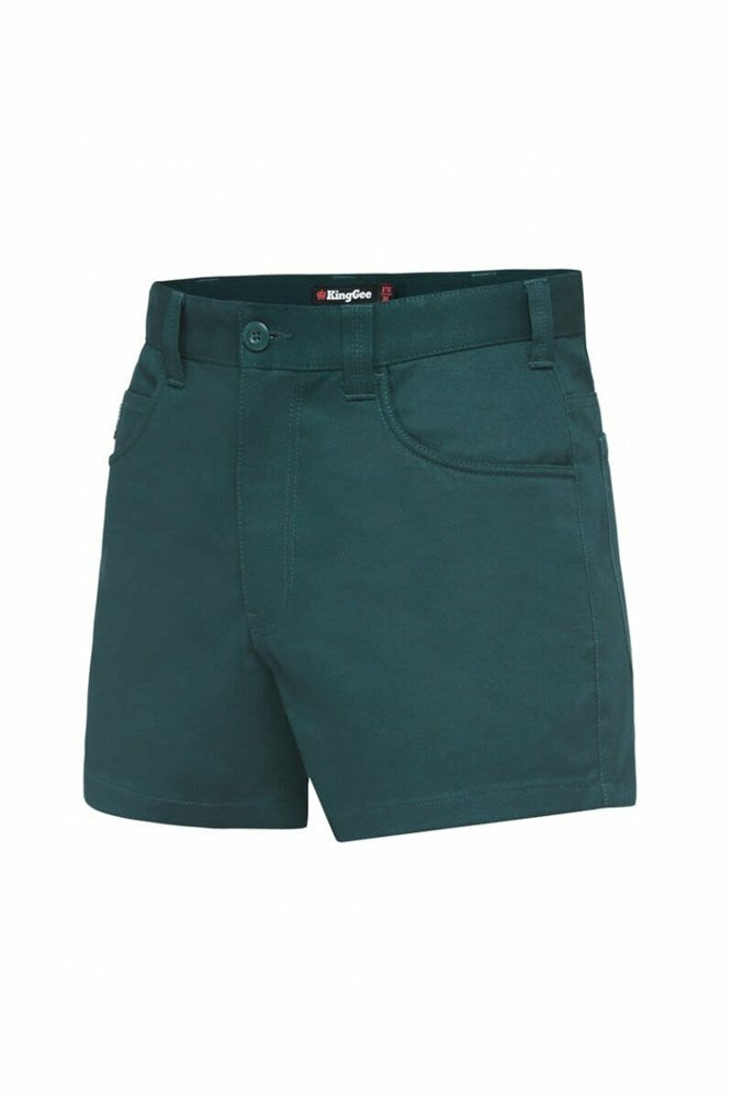 King Gee Jean Top Drill Short