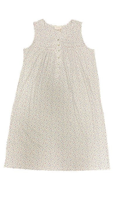 Schrank Petal Short Sleeve Poly/Cotton Knit Nightie