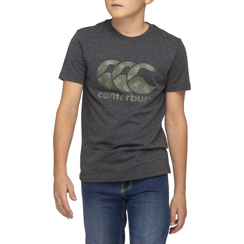Canterbury CCC Boy Graphic Tee
