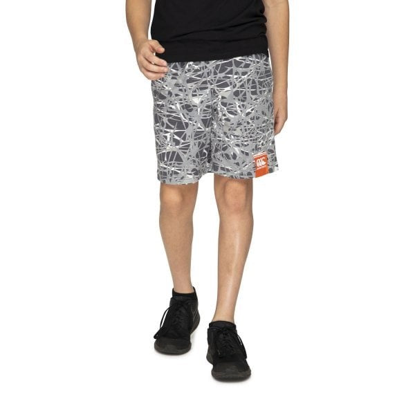 Canterbury Boys Camo Print Short