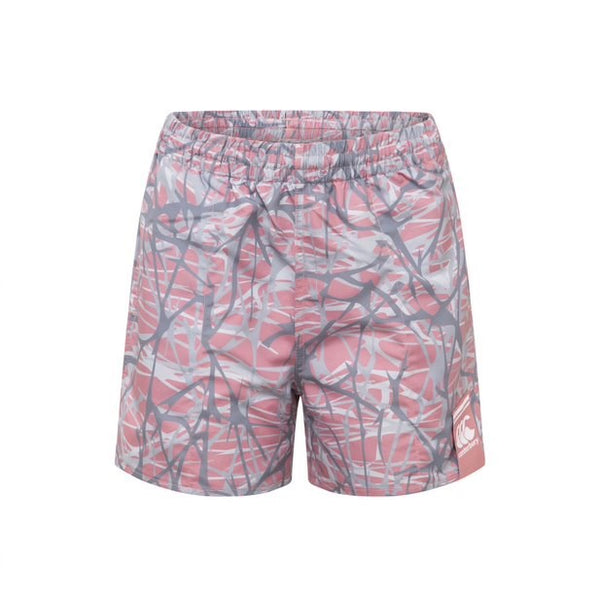 Canterbury Girls Camo Tactic Shorts 4.5