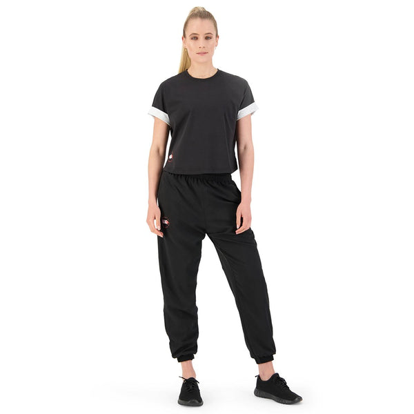 Canterbury Womens Woven Crop Baggy Pant