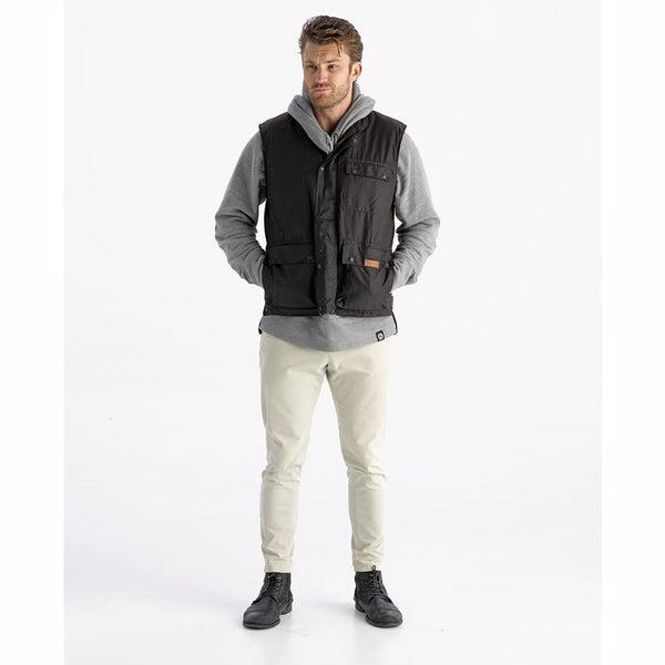 Didgeridoonas The Rawson - Woollen Pocket Vest
