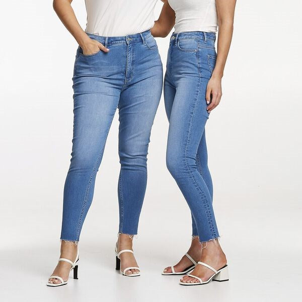 Riders Womens High Rider Curve  Jeans