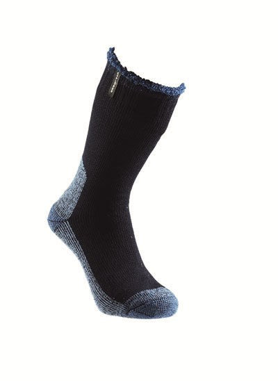 Holeproof Explorer Young Marle Wool Blend Crew Socks