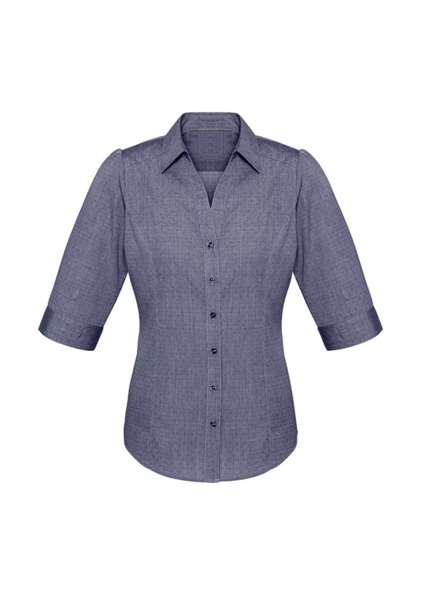 Biz Collection Ladies Trend 3/4 Sleeve Shirt