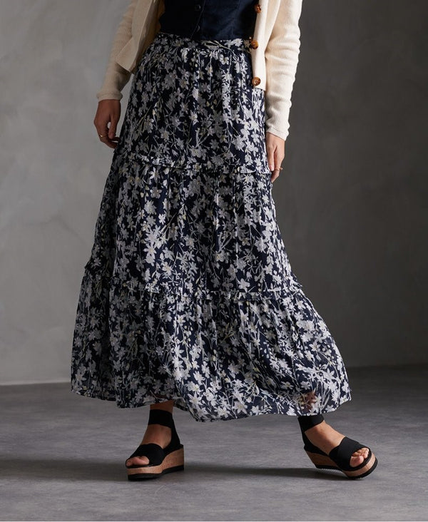 Superdry Margaux Maxi Skirt