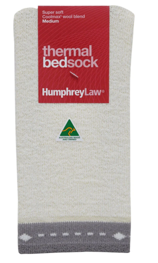 Men's Humphrey Law Thermal Bed Sock