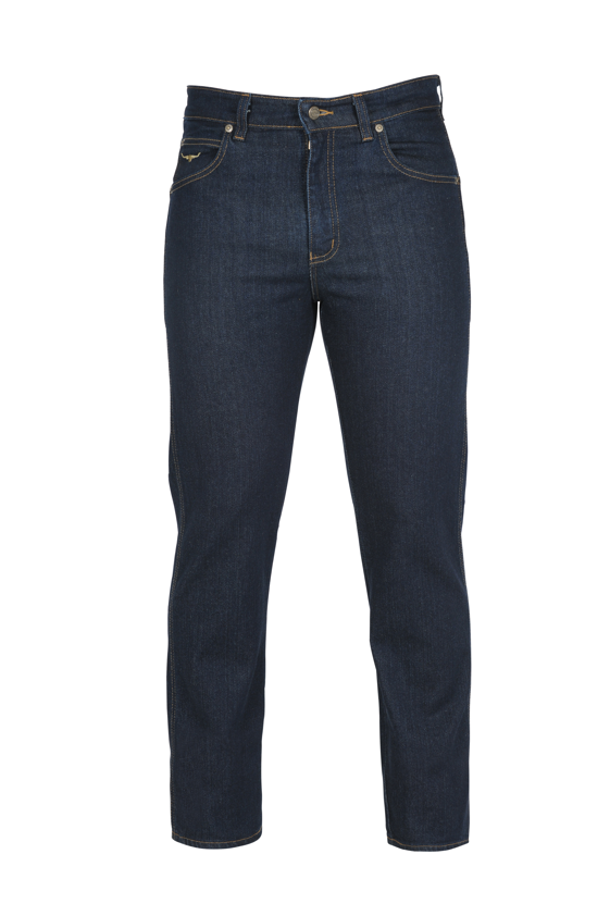 RM Williams Linesman Jeans - Slim (Indigo)