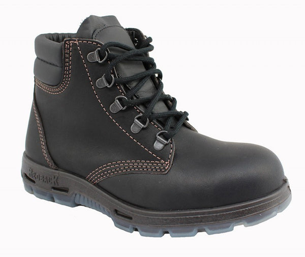 USAOK Claret Oil Kip Safety Toe