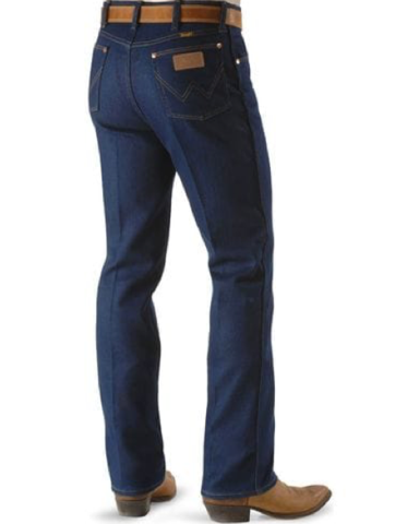 Wrangler Straight Leg Stretch Jeans