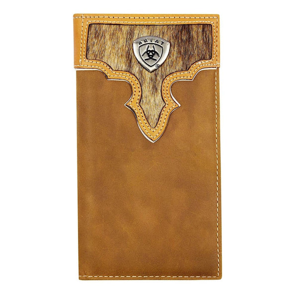 Ariat Rodeo Wallet - Two Toned Hair