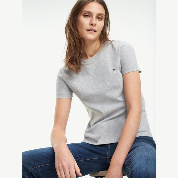 Tommy Hilfiger Womens Heritage Crew Tee